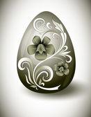 Easter Egg. Vector Design. — Vector de stock