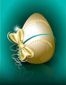 Easter Egg. Vector Design. — Stock Vector