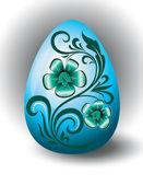 Easter Egg. — Stock Vector