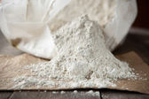 Diatomaceous earth — Stock Photo