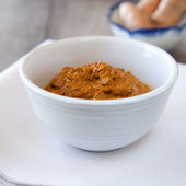 Turmeric paste — Stock Photo