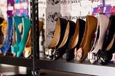 Shoes display — Foto de Stock