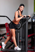 Young fit woman — Stok fotoğraf