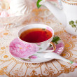 Vintage tea — Stock Photo #27075135