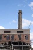 Stará továrna — Stock fotografie