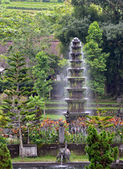 Water Fountain at Tirtagangga Temple, Bali — Stock Photo