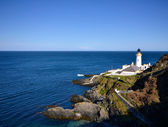 Douglas Lighthouse on the Isle of Man — Stock Photo