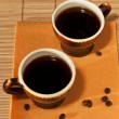 Foto de Stock  : Coffee for Two