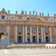 Stock Photo: Residence of the Pope in Vatican