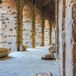 Corridors inside the Coliseum — Stock Photo #38521703
