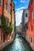 The old streets of Venice — Stock Photo