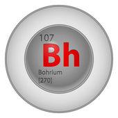 Bohr elementu — Wektor stockowy