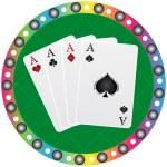 Casino banner — Stock Vector #7923267