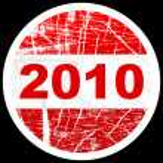 2010 year — Stock Vector #7924195