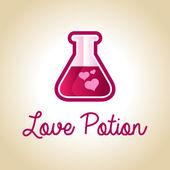 Love Potion — Vettoriale Stock
