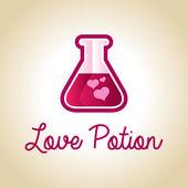 Love Potion — Stock Vector