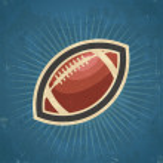 Retro American Football — Stock Vector #40037841