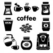 Coffee set — Stock Vector #22256717
