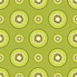 Background with kiwi. — Stock Vector #26731997