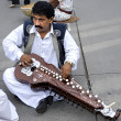 Pakistani performer — Foto de Stock