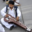 Pakistani performer — ストック写真