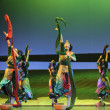 Tibet modern Dance Drama — Stock Photo
