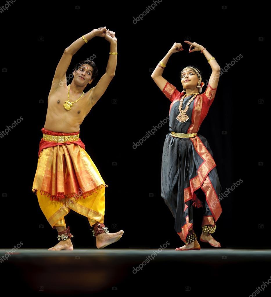 Indian Dance Bharatanatyam Indian Bharatanatyam Dance