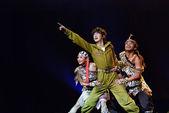 Chiński folk dance — Zdjęcie stockowe