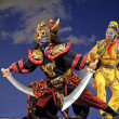 "Stock Photo: Chinese oper""Monkey King : Flaming Mountain"""