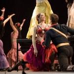 The Flamenco Dance Drama — Stock Photo #14954609