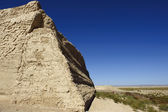 Ancient Yumenguan Pass(Jade Gate Pass) in Dunhuang city of China — Photo