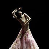 中国の有名なダンサー楊麗萍 — ストック写真