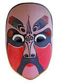 Malování obličeje tradiční čínská opera — Stock fotografie