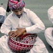 Folk music show of Pakistani — Stock Photo #15495869