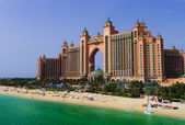 The exterior of Atlantis The Palm — Stock Photo