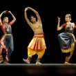 Indian BharataNatyam dancers - Foto de Stock
