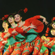 Chinese folk dance - Foto de Stock