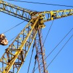 Hoist/crane with clear — Stock Photo #11940575