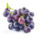 Grapes with water drops — Stock Photo