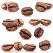 コーヒー豆. — ストック写真