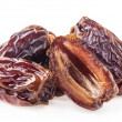 Sun dried dates fruit - Stock Photo