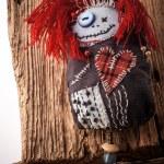 Handmade toy — Stock Photo #18770741