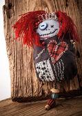 Handmade toy — Stock Photo
