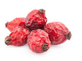Dry berry Rose hips — Stock Photo