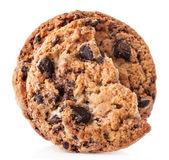 Chocolade cookie — Stockfoto