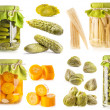 Preserved vegetables — Stock Photo #49794535