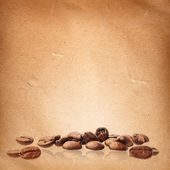 Grains de café — Photo