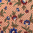 Beautiful batik patterns — Stock Photo #18162347
