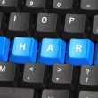 Keyboard — Stock Photo #28250227