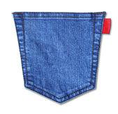 Denim jeans background — Stock Photo